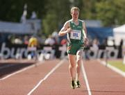 24 June 2007; Mark Kirwan, Ireland, in action during 3000m Steeplechase for Men. European Cup Athletics, First League, Group A, Vaasa, Finland. Picture credit: Tomas Greally / SPORTSFILE