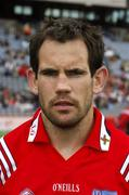 17 June 2007; Peter McGinnity, Louth. Bank of Ireland Leinster Senior Football Championship Quarter-Final, Louth v Wexford, Croke Park, Dublin. Picture credit: Ray McManus / SPORTSFILE