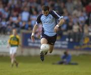 8 April 2007; Alan Brogan, Dublin. Allianz National Football League, Division 1A, Round 7, Dublin v Kerry, Parnell Park, Dublin. Picture credit: Brendan Moran / SPORTSFILE