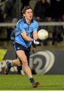 15 November 2014; David Byrne, Dublin 2013 team. #GameForAnto, Ulster Allstars XV v Dublin 2013 team, Kingspan Stadium, Ravenhill Park, Belfast, Co. Antrim. Picture credit: Oliver McVeigh / SPORTSFILE