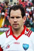 21 July 2007; Peter McGinnity, Louth. Bank of Ireland All-Ireland Senior Football Championship Qualifier, Round 3, Louth v Cork, O'Moore Park, Portlaoise, Co. Laois. Picture credit: Ray McManus / SPORTSFILE