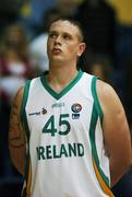 27 July 2007; Jason Killeen, Ireland. Men's Senior International Basketball Friendly, Ireland v Luxembourg, National Basketball Arena, Tallaght, Dublin. Picture credit: Pat Murphy / SPORTSFILE