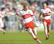 28 July 2007; Colin Devlin, Derry. Bank of Ireland All-Ireland Senior Football Championship Qualifier, Round 3, Laois v Derry, Kingspan Breffni Park, Cavan. Picture credit: Ray Lohan / SPORTSFILE