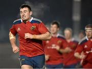 5 December 2014; Niall Scannell, Munster A. British & Irish Cup Round 5, Munster A v Worcester Warriors. Cork Institute of Technology, Cork. Picture credit: Matt Browne / SPORTSFILE