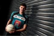 10 December 2014; David Hyland, NUI Maynooth, in attendance at the launch of the Independent.ie Higher Education GAA Senior Championships at Croke Park, Dublin. Picture credit: Stephen McCarthy / SPORTSFILE