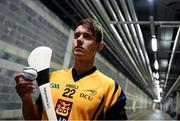 10 December 2014; Cian Boland, DCU, in attendance at the launch of the Independent.ie Higher Education GAA Senior Championships at Croke Park, Dublin. Picture credit: Stephen McCarthy / SPORTSFILE