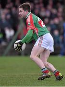 21 December 2014; Cian Hennessy, Loughmore-Castleiney. Tipperary Senior Football Championship Final, Loughmore-Castleiney v Cahir, Leahy Park, Cashel, Co. Tipperary. Picture credit: Matt Browne / SPORTSFILE