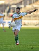 4 January 2015; William Mulhall, Offaly. Bord na Mona O'Byrne Cup, Group A, Round 1, Offaly v Laois. O'Connor Park, Tullamore, Co. Offaly. Picture credit: Barry Cregg / SPORTSFILE