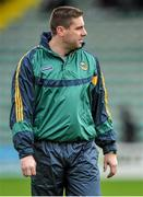 11 January 2015; Temporary Kerry manager Darragh O Sé. McGrath Cup, Quarter-Final, Kerry v IT Tralee, Austin Stack Park, Tralee, Co. Kerry. Picture credit: Brendan Moran / SPORTSFILE