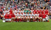 23 September 2007; The Mayo squad. TG4 All-Ireland Ladies Senior Football Championship Final, Cork v Mayo, Croke Park, Dublin. Picture credit; Brian Lawless / SPORTSFILE