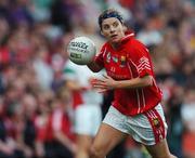 23 September 2007; Valerie Mulcahy, Cork.TG4 All-Ireland Ladies Senior Football Championship Final, Cork v Mayo, Croke Park, Dublin. Picture credit; Paul Mohan / SPORTSFILE