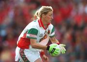 23 September 2007; Mayo's Cora Staunton. TG4 All-Ireland Ladies Senior Football Championship Final, Cork v Mayo, Croke Park, Dublin. Picture credit; Brian Lawless / SPORTSFILE