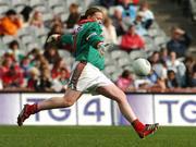 23 September 2007; Yvonne Byrne, Mayo. TG4 All-Ireland Ladies Senior Football Championship Final, Cork v Mayo, Croke Park, Dublin. Picture credit; Matt Browne / SPORTSFILE