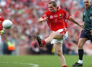 23 September 2007; Briege Corkery, Cork. TG4 All-Ireland Ladies Senior Football Championship Final, Cork v Mayo, Croke Park, Dublin. Picture credit; Matt Browne / SPORTSFILE