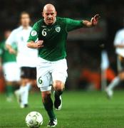 13 October 2007; The Republic of Ireland's Lee Carsley. 2008 European Championship Qualifier, Republic of Ireland v Germany, Croke Park, Dublin. Picture credit; Brian Lawless / SPORTSFILE