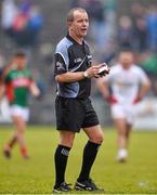 8 February 2015; Referee Eddie Kinsella. Allianz Football League, Division 1, Round 2, Mayo v Tyrone, Elverys MacHale Park, Castlebar, Co. Mayo. Picture credit: David Maher / SPORTSFILE