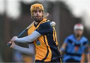 5 February 2015; Donal Breathnach, DCU. Independent.ie Fitzgibbon Cup, Group A, Round 2, UCD v DCU. University College Dublin, Dublin. Picture credit: Pat Murphy / SPORTSFILE
