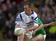13 April 2000; Stephen Barron of Waterford during the Munster Under-21 Football Championship Final match between Waterford and Limerick at Fraher Field in Dungarvan, Waterford. Photo by Matt Browne/Sportsfile