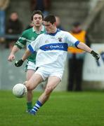 25 November 2007; Diarmuid Connolly, St. Vincent's. AIB Leinster Senior Club Football Championship Semi-Final, St. Vincent's, Dublin, v Portlaoise, Laois. Parnell Park, Dublin. Picture credit; Stephen McCarthy / SPORTSFILE