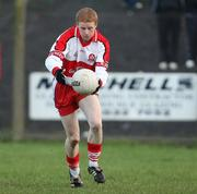 6 January 2008; Colin Devlin, Derry. Gaelic Life, Dr. McKenna Cup, Section A, Armagh v Derry, Davitt Park, Lurgan, Co. Armagh. Picture credit; Oliver McVeigh / SPORTSFILE