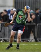 27 February 2015; Paul Killeen, LIT, reacts after missing a goal-scoring opportunity. Independent.ie Fitzgibbon Cup Semi-Final, University of Limerick v Limerick IT. Limerick IT, Limerick. Picture credit: Diarmuid Greene / SPORTSFILE