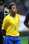 6 February 2008; Robinho, Brazil. International Friendly, Republic of Ireland v Brazil, Croke Park, Dublin. Picture credit; Pat Murphy / SPORTSFILE
