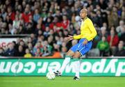 6 February 2008; Anderson Silva, Brazil. International Friendly, Republic of Ireland v Brazil, Croke Park, Dublin. Picture credit; Pat Murphy / SPORTSFILE