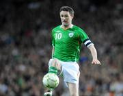 6 February 2008; Robbie Keane, Republic of Ireland. International Friendly, Republic of Ireland v Brazil, Croke Park, Dublin. Picture credit; Pat Murphy / SPORTSFILE *** Local Caption ***