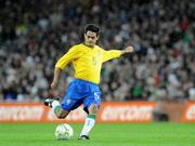 6 February 2008; Josue Oliveira, Brazil. International Friendly, Republic of Ireland v Brazil, Croke Park, Dublin. Picture credit; Pat Murphy / SPORTSFILE *** Local Caption ***