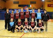 16 March 2008; The Bohemians squad. eircom League of Ireland Futsal League Final, Bohemians v St. Patrick's Athletic, National Basketball Arena, Tallaght. Co Dublin. Picture credit; Stephen McCarthy / SPORTSFILE