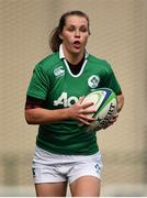 22 March 2015; Aoife Doyle, Ireland. Women's Six Nations Rugby Championship, Scotland v Ireland. Broadwood Stadium, Clyde FC, Glasgow, Scotland. Picture credit: Stephen McCarthy / SPORTSFILE