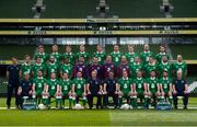25 March 2015; The Republic of Ireland squad. Aviva Stadium, Lansdowne Rd, Dublin. Picture credit: David Maher / SPORTSFILE