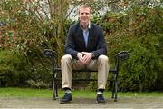 25 March 2015; Henry Shefflin after a press conference where he announced his retirement from inter-county hurling. Set Theatre, The Langton Hotel, Kilkenny. Picture credit: Matt Browne / SPORTSFILE
