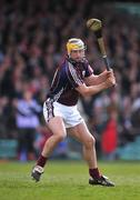 13 April 2008; Ger Farragher, Galway. Allianz National Hurling League, Division 1, semi-final, Cork v Galway, Gaelic Grounds, Limerick. Picture credit: Brendan Moran / SPORTSFILE