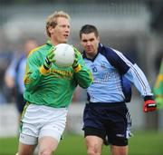 20 April 2008; Graham Geraghty, Meath, in action against Brendan McManamon, Dublin. Allianz National Football League, Division 2, Round 7, Dublin v Meath, Parnell Park, Dublin. Picture credit: David Maher / SPORTSFILE *** Local Caption ***