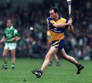 National Hurling League, Gaelic Grounds, Clare V Limerick, 22/3/98. Anthony Daly Clare. Photograph © Matt Browne SPORTSFILE.