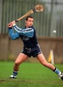 National Hurling League, Dublin v Galway, Parnell Park, 8/3/98.Brendan McLoughlin  Dublin goalkeeper. Photograph © Brendan Moran SPORTSFILE.