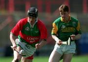Brian Whelahan, Birr. All-Ireland Club Hurling Final replay v Dunloy. 2/4/95. Photograph: Ray McManus SPORTSFILE.