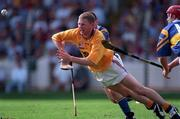 Damien Fitzhenry, Wexford Hurling. 17/8/97.   Photograph: Ray McManus SPORTSFILE.