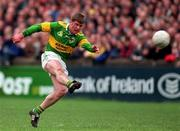 National Football League, Dublin v Kerry, Parnell Park. 15/3/98. Dara O'Cinneide, Kerry. Photograph © Brendan Moran SPORTSFILE.