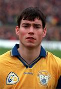 National Hurling League, Clare V Limerick, Gaelic Grounds, 22/3/98. David Forde Clare. Photograph Damien Eagers SPORTSFILE