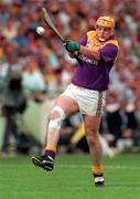 Garry Laffan, Wexford Hurling. 17/8/97.  Photograph: Matt Browne SPORTSFILE.