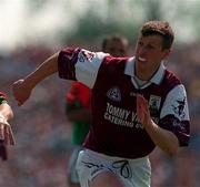 Gary Fahey Galway Football, ( V Mayo, Tuam, 25/5/97). Photograph Ray McManus SPORTSFILE.