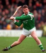 Church & General National Hurling League Offaly v Limerick 8/3/1998 Action Features Limerick's Gary Kirby Photograph Matt Browne SPORTSFILE.
