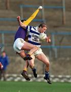 Larry Tompkins Castlehavan, 26/2/95.  Photograph David Maher SPORTSFILE