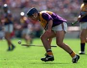 Liam Dunne, Wexford Hurling. 17/8/97.   Photograph: Ray McManus SPORTSFILE.