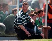 Joe Quaid Limerick pictured at Thurles, 25/5/97.  Photograph Brendan Moran SPORTSFILE.