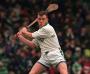 National Hurling League, Gaelic Grounds, Limerick V Clare, 22/3/98. Joe Quaid Limerick. Photograph © Matt Browne SPORTSFILE.