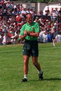 John Maughan Mayo Football Manager pictured during the Connacht Championship ( Galway V Mayo, Tuam, 25/5/97. ) Photograph Ray McManus SPORTSFILE.