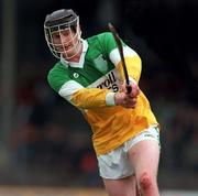 Church & General National Hurling League Offaly v Limerick 8/3/1998 Action Features Offaly's Noel Murphy Photograph Matt Browne SPORTSFILE.